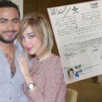 السبب الحقيقي لطلاق تامر حسني وبسمة بوسيل