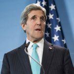 كيرى يناقش سبل مكافحة الإرهاب مع رئيس المخابرات المصرية