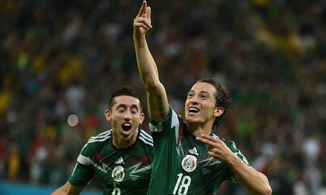 تأهل المكسيك إلى الدور الثاني بثلاثية في كرواتيا