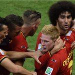 بلجيكا تحقق فوزاً مثيراً على أمريكا وتصتدم بالأرجنتين في ربع النهائي