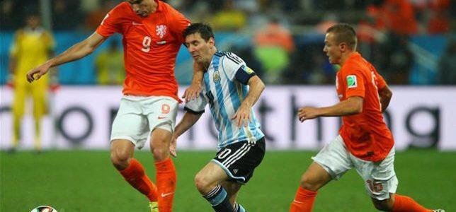 الأرجنتين تهزم هولندا بركلات الترجيح وتقابل المانيا فى نهائي المونديال