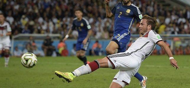 المانيا تخطف كأس العالم من الارجنتين