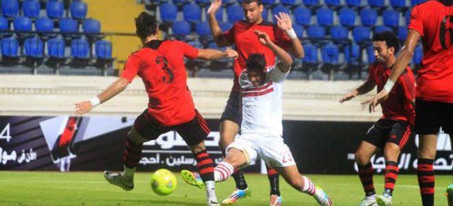 فتحي يقصي حدود الحرس ويعبر بالزمالك لنصف نهائي كأس مصر