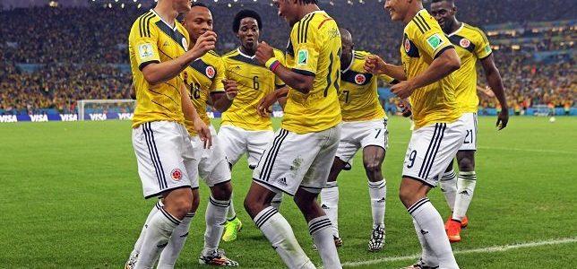 منتخب كولومبيا يحصد جائزة اللعب النظيف بكأس العالم 2014