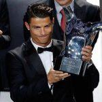 كريستيانو رونالدو أفضل لاعب في أوروبا للمرة الثانية