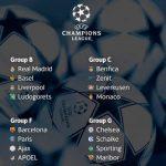 أبطال أوروبا بايرن يصطدم بسيتي وروما ليفربول مع الريال وبرشلونة ضد باريس