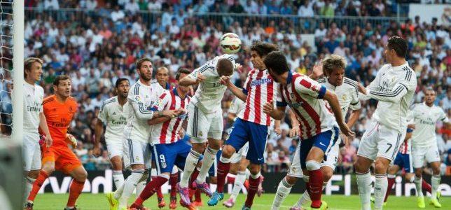 ريال مدريد يسقط أمام الأتلتيكو في الديربي