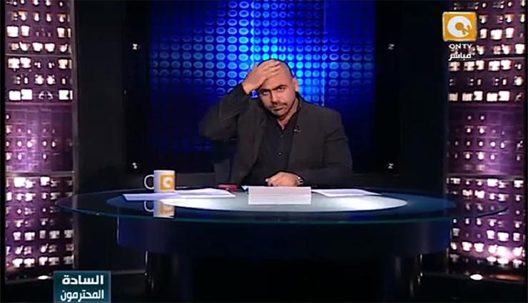 بالفيديو :يوسف الحسينى يحلق على الزيرو