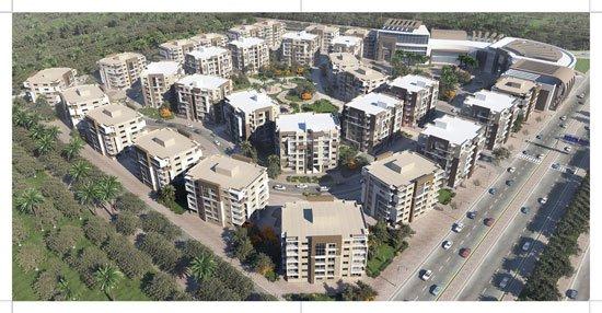 الشروط الكاملة لحجز وحدات الإسكان المتوسط والمواقع والتصميمات فى 8 مدن جديدة