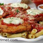 صدور دجاج على الطريقة الإيطالية