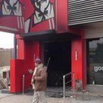 التحقيق مع 6 من «الإخوان» بتهمة إحراق «كنتاكي» بإمبابة