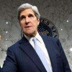 كيري يتهم ايران بالمشاركة في اسقاط الحكومة اليمنية