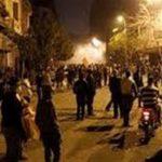تعزيزات أمنية في دمياط بعد اشتباكات بين مواطنين وأنصار الإخوان بعد استشهاد شاب على أيدى الأخوان