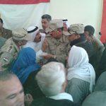 أبناء سيناء ينضمون لقوات الأمن