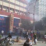 عاجل : الأولتراس تعلن مسئوليتها عن حريق قاعة المؤتمرات