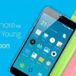 طرح هاتف Meizu M1 Note بالأسواق العالمية