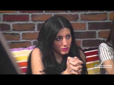 بالفيديو مابيل شديد تتحدث مع دينا عادل عن حياتهم الشخصية