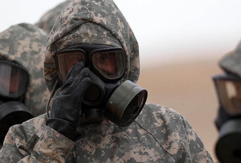 وزير الدفاع الفرنسى الهجوم باسلحة كيميائية تعد من المخاطر التي تواجه فرنسا