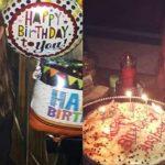 بالصور النجوم وهم يحتفلون باعياد ميلادهم ٢٠١٥