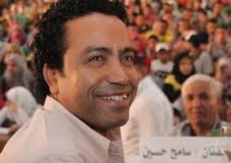 سامح حسين ينشر رسالة لاشرف عبد الباقى عبر الفيس بوك