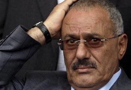 تأكد هروب على  عبدالله صالح من صنعاء