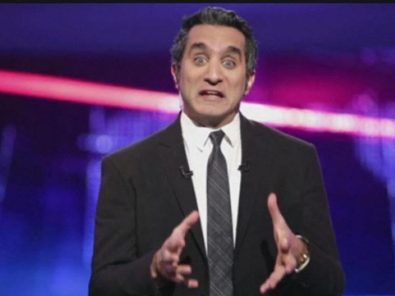 """باسم يوسف يعود للظهور مجددا على """"mbc مصر"""""""