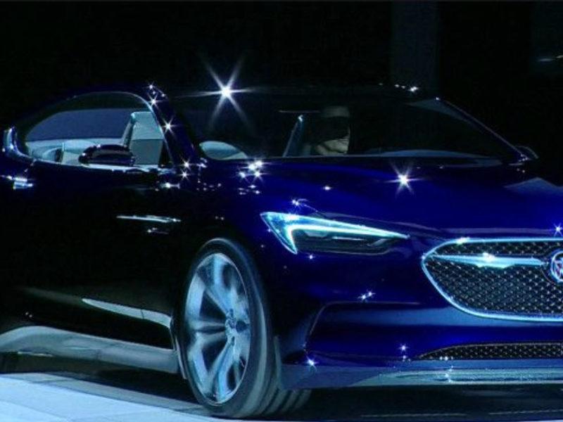 جنرال موتورز تعرض سيارة صينية الصنع للمستهلك الامريكى