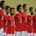 تشكيل الاهلي امام المقاولون العرب بالدوري المصري