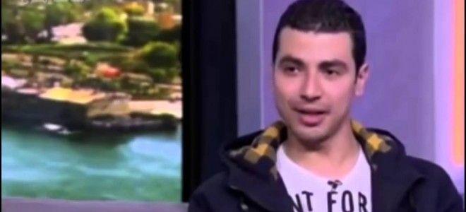فتاة تحرج محمد انور نجم مسرح مصر على الهواء