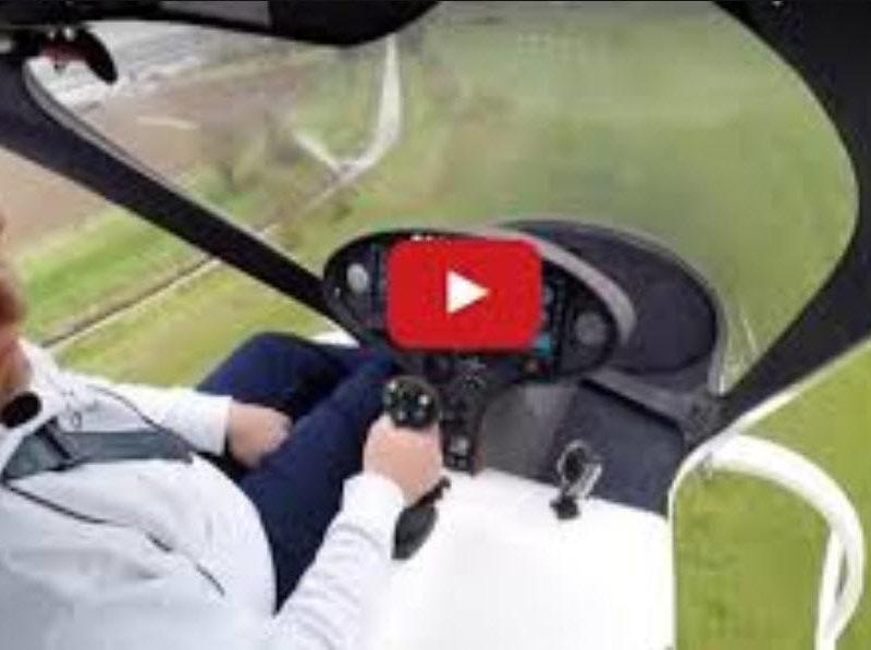 نجاح اول اختبار سيارة طائرة في العالم