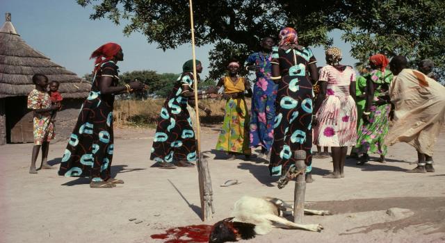 قبائل الدينكا ..عادات وتقاليد أفريقية