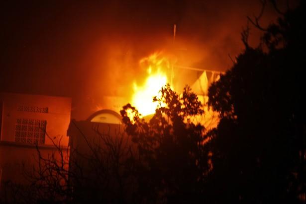 هجوم بالقنابل علي العاصمة الصومالية