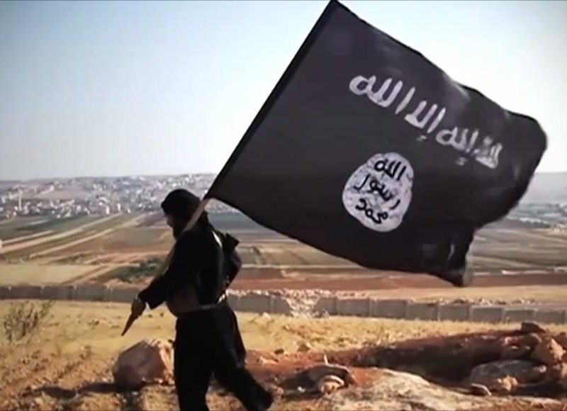 داعش ترسل  رسائل  علي واتس اب