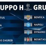 قرعة دوري ابطال اوروبا 2017 وكريستيانو رونالدو يتوج كافضل لاعب فى اوروبا للمرة الثانية