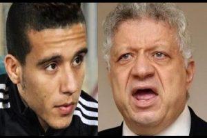 مرتضى منصور يهاجم مصطفى فتحي بعد تعادل الزمالك مع سموحة