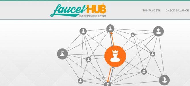 شرح محفظة faucethub