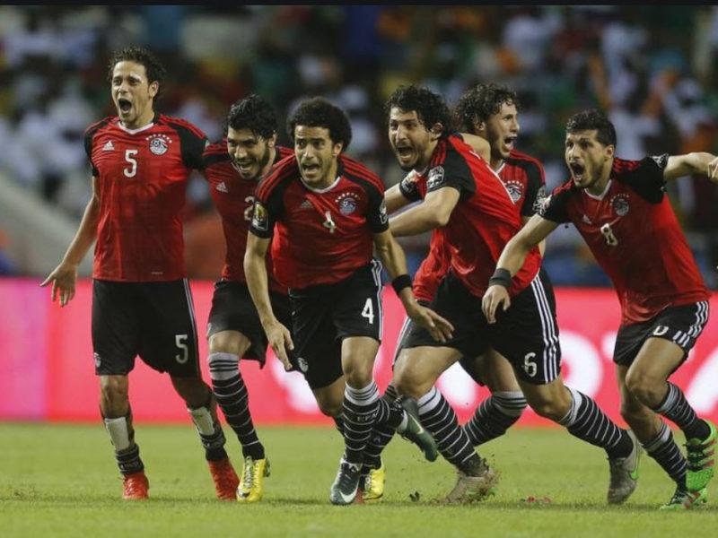 منتخب مصر يقصى بوركينا فاسو والتاهل الى نهائى بطولة كاس الامم الافريقية