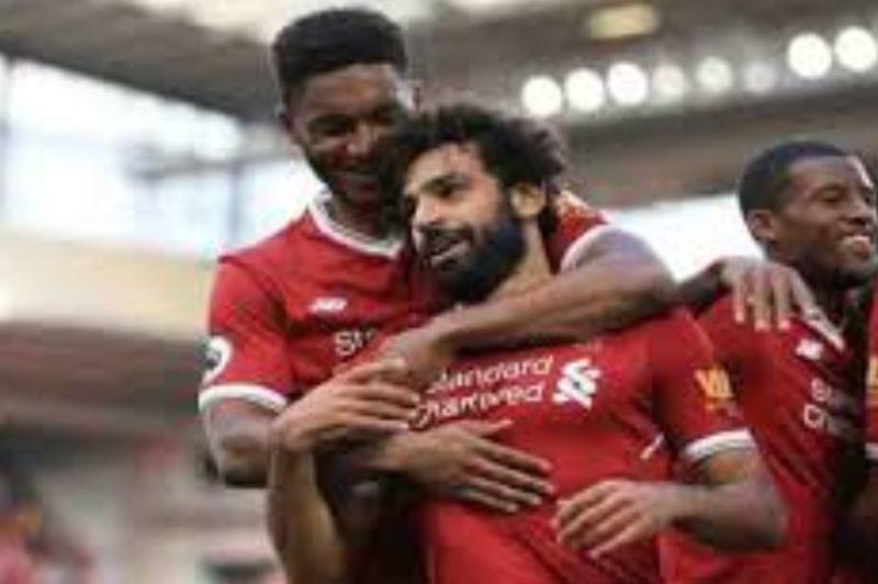محمد صلاح يصنع ويحرز في فوز ليفربول على ارسنال في الدوري الإنجليزي