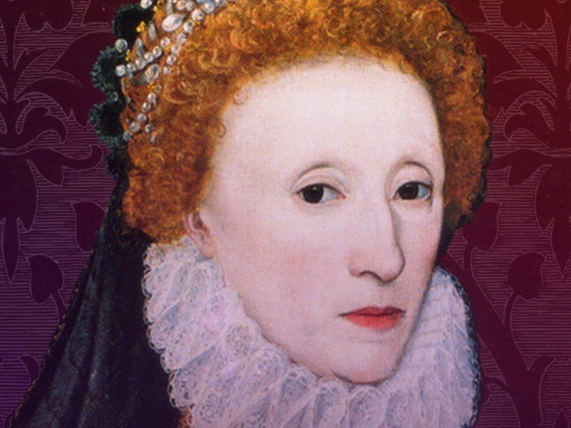 سر الملكة اليزابيث الأولى ممكن الدجال