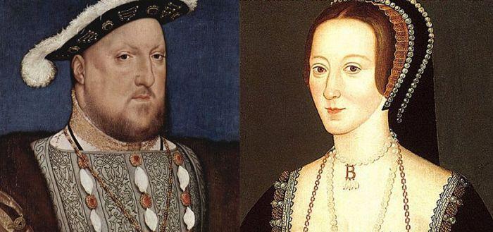 الملك هنري الثامن وزوجاته البائسة الستة