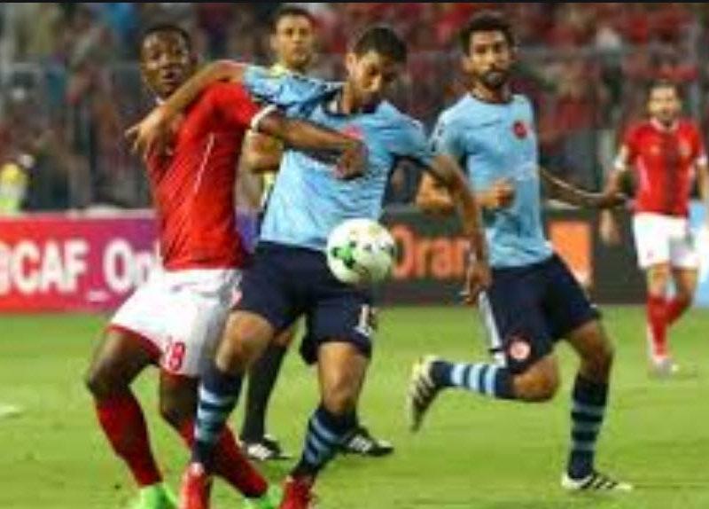ذهاب نهائى دورى ابطال افريقيا فوز غير مستقر للوداد المغربى أمام الأهلي