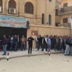 منفذا الهجوم على كنيسة حلوان كانا يستقلان دراجة نارية