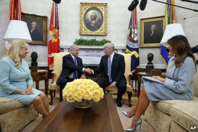 خبراء: ازدياد مكانة الزعيم الاسرائيلي في العالم