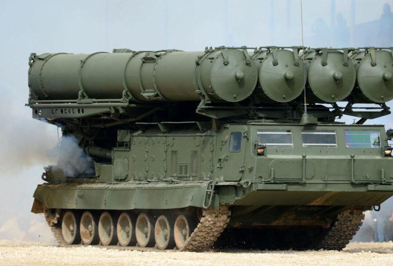 روسيا تزود سوريا بنظام الدفاعي الصاروخي اس ٣٠٠