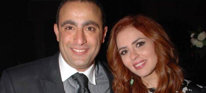 للمرة الأولى …زوجة أحمد السقا تشارك فى برنامج it's show time على cbc الأحد المقبل