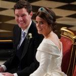 حفل زفاف الأميره يوجيني حفيده الملكه إليزابيث