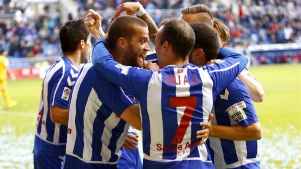 الافيس يفجر المفاجأة ويفوز علي ريال مدريد