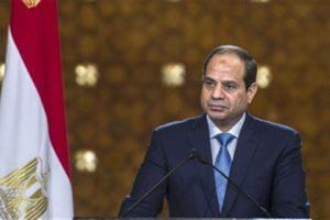 السيسي : الشعب المصري لن يقبل بعوده الإخوان