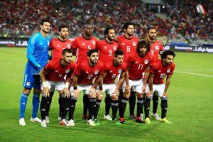 رسميا : منتخب مصر يتأهل لامم افريقيا بعد فوزه علي سواتيني بهدفين نظيفين