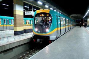 النقل : بدء التشغيل التجريبي لـ«مترو مصر الجديدة» .. الليله